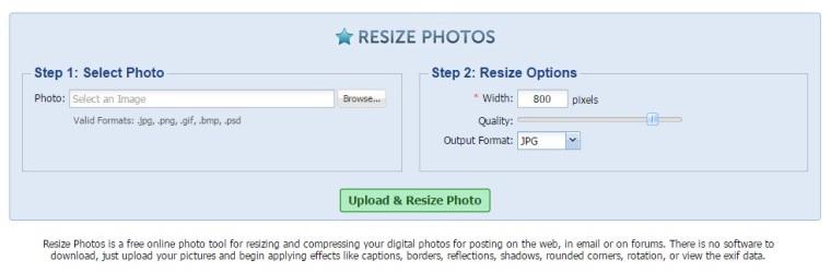 Cara Mengubah Ukuran Dimensi Gambar Secara Online Bacaanku